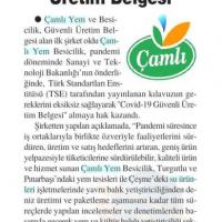 Gözlem Gazetesi - 24.08.2020