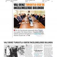 Hür Işık Gazetesi - 14.11.2019