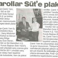 Burdur Gazetesi - 10.02.2012