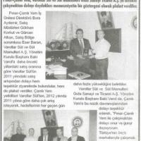 Çağdaş Burdur Gazetesi - 11.02.2012