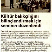 Gazetem Ege - 02.06.2012