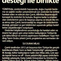 Gazetem Ege - 09.04.2012