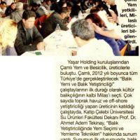Habertürk Ege - 09.04.2012