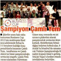 Hürriyet Ege - 06.12.2012