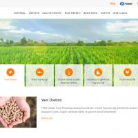 Çamlı'nın Yeni Web Sitesi Yayında!
