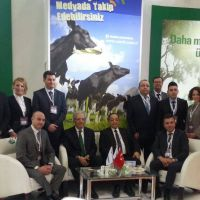 A Great Deal Of Attention To Çamlı In The Agroexpo Fair