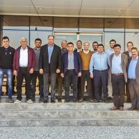 A Great Interest To The Turgutlu Feed Facility From Our Distributors!