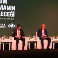 A New Decadal Plan Of Turkish Agriculture In The Summit Conference Of  'The Future Of Agriculture And Forestry'