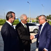 Visit From The Governor Of Manisa To Our Turgutlu Feed Factory!
