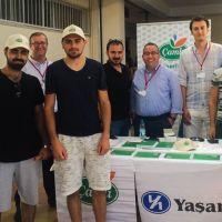 Çamlı Attended The Career Days Event; Agrofest 2018!