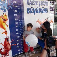 """Pınar Balık'tan 23 Nisan'a Özel """"Balık Yedim Büyüdüm"""" Etkinliği"""