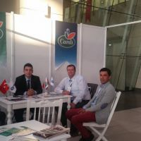 Çamlı Met With The Producers In Anadolu Expo