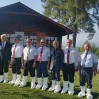 A Visit from The Governorship Of Manisa To The Organic Milk Business Of Çamlı