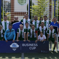 Çamlı Businesscup' ta Grup Birincisi