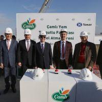 Çamlı Yem'den 50 Milyon TL'lik Yatırım