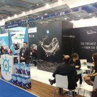 Çamlı Attended The Aquaculture Fair In Brussels!