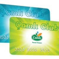 Çamlı Club Kart ile Hediyeler Kazandırıyor