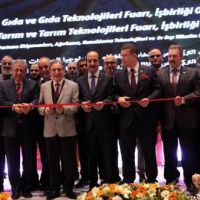 Çamlı Attended Food And Agriculture Technologies Fair!