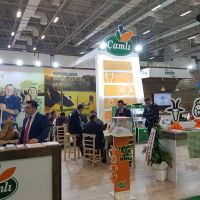 Çamlı Met With The Producers In Agroexpo