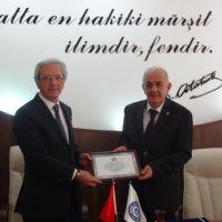 Çamlı'dan Avrupa Birliği Projesine Tam Destek