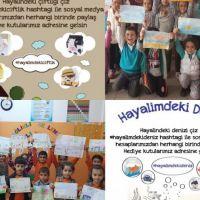 'Hayalimdeki Çiftlik' ve 'Hayalimdeki Deniz' Hashtag'leri ile Çocuklarınız Sevinsin