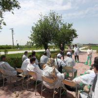 Bölgesel Gıda Güvenliği'nden Ziyaret