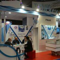 Pınar Balık Dünya'nın En Büyük Su Ürünleri Fuarında