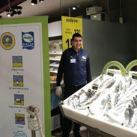 Pınar Balık Carrefour Doğa Tat Projesini Tanıtıyor
