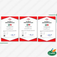 Çamlı Feed Animal Husbandry Co. Has Been The First Company Deserve To Get The 'Secure Production Certificate' In The Sector!