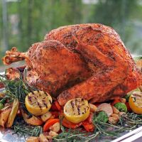 Make A Delicious Start To The New Year With Roasted Turkey!