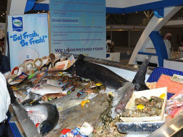 Pınar Fish Was Exhibited in Riyadh