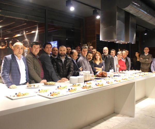Chef Table Organizasyonunda A' la Hindi' li Tatlar