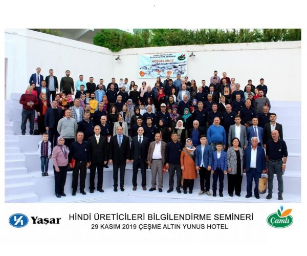 Çamlı Met With Its' Turkey Producers In Çeşme Altınyunus!