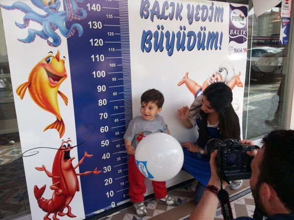 """A Special Event for April 23rd by Pınar Balık """"I Ate Fish, I Grew Up"""""""