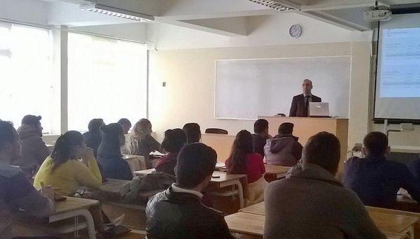 Çamlı Yem'den Ege Üniversitesi'ne Bilgilendirme Ziyareti