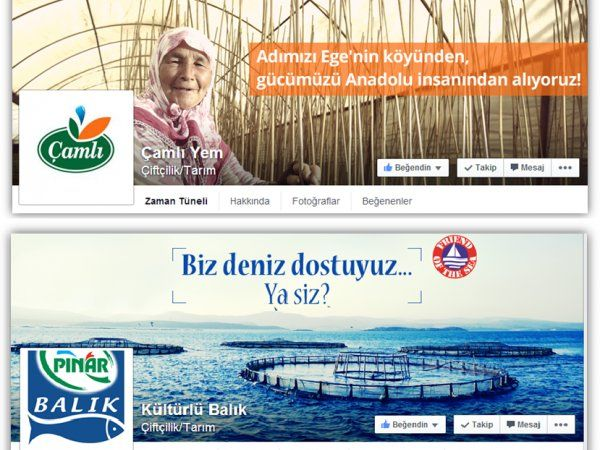 Çamlı Is in Social Media!