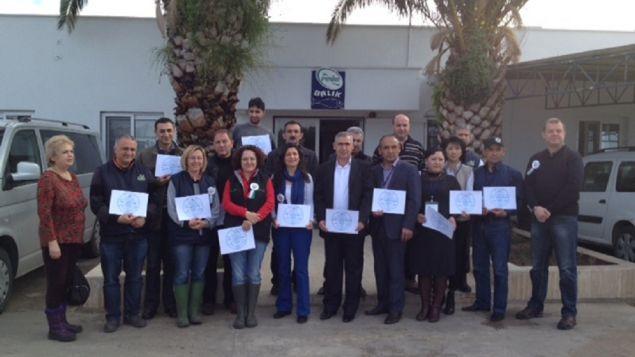 FAO İşbirliği İle Canlı Yem Eğitimi